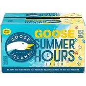 Goose Island Beer, Co. Goose Summer Hours