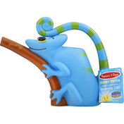 Melissa & Doug Watering Can, Camo Chameleon, Sunny Patch
