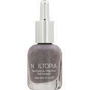 Nailtopia Nail Lacquer, Smokey Road 6000-43
