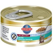 Hill's Science Diet Tuna Entree Canned Cat Food