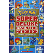 Pokemon Essential Handbook, Super Deluxe