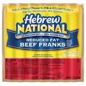 Hebrew National Reduced Fat Franks Hotdogs