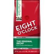 Eight O'Clock Coffee The Original Decaf Whole Bean Coffee