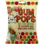 Glee Gum Gum Pops, Assorted
