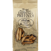 East Shore Pretzels, Dipping, Twisted Honey Wheat