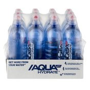 AQUAhydrate Purified Water With Electrolytes