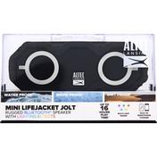 Altec Lansing Bluetooth Speaker, Rugged, with Lighting Effects, Mini Lifejacket Jolt
