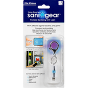 Sani Gear Sanitizing UVC Light, Portable, iPhone