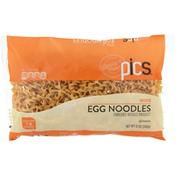 PICS Egg Noodles, Wide