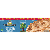 Immaculate Baking Pie Crusts, Ready-to-Bake, 9 Inch