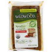 Wildwood Tofu, Smoked, Organic, Mild Szechuan