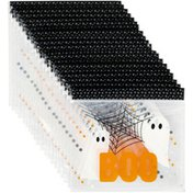 Wilton Boo Print Resealable Treat Bags, 20-Count