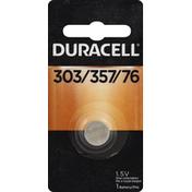 Duracell Battery 1.5V 303/357/76