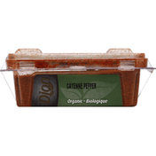 Dion Pepper, Cayenne, Organic