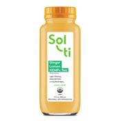 Sol-ti Ginger Lemon 20mg Hemp+ Tea
