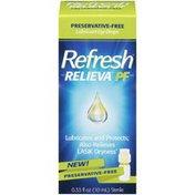 Refresh PF Lubricant Eye Drops