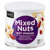 Essential Everyday Mixed Nuts, 80% Peanuts