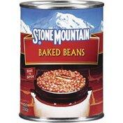 Stone Mountain Baked Beans