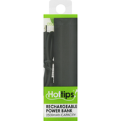 Hottips Power Bank, Rechargeable