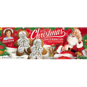 Little Debbie Soft Cookies, Christmas Gingerbread