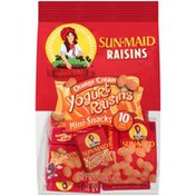 Sun-Maid Mini-Snacks Orange Cream Yogurt Raisins