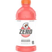 Gatorade G Zero Thirst Quencher Strawberry Kiwi Bottle