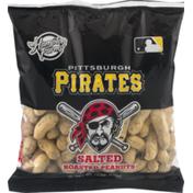 Hampton Farms Peanuts, Roasted, Salted, Pittsburgh Pirates