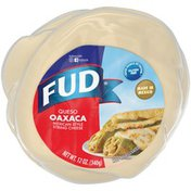 Fud Queso Oaxaca Mexican Style String Cheese