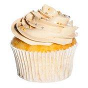 Mini White Cupcake