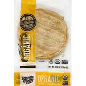 La Tortilla Factory Yellow Corn Organic Tortillas - 8 CT