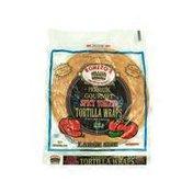 Romero's Premium Gourmet Tortilla Wraps