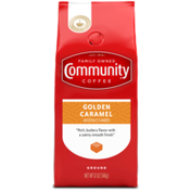 Community Coffee Golden Caramel Ground Coffee