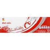 SB Cola, Diet