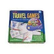 Eeboo Travel Games  Set for Pre-Schoolers & Children