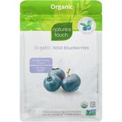 Natures Touch Organic Wild Blueberries Nature's Touch Organic Wild Blueberries Frozen Fruit