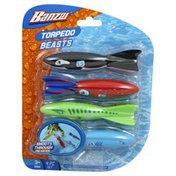 Banzai Torpedo Beasts
