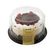 Signature Kitchens Strawberry Cake 8 Inch 2 Layers