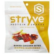 Stryve Chicken Bites, Mango Habanero, Baked