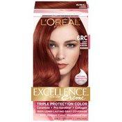 L'Oreal 6RC Warmer Light Cherry Auburn Hair Color