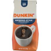 Dunkin' Coffee, Ground, Extra Dark Roast, Espresso-Style