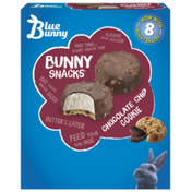 Blue Bunny Chocolate Chip Cookie Bar