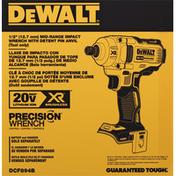 Dewalt Wrench, Precision, Control