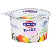 Fage Total 0% Greek Strained with Mango Guanabana Nonfat Yogurt