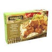 Vegetarian Plus Vegan Chicken, Tikka Masala