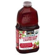 Langers Juice, 100% Cranberry, Organic, Bottle