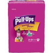 Pull-Ups Learning Designs Girls 2T-3T Training Pants