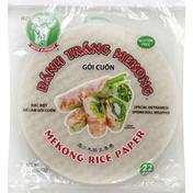 White Elephant Rice Paper, Meking