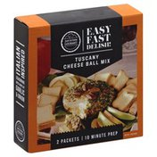 Just In Time Gourmet Cheese Ball Mix, Tuscany