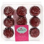 Sweet P's Red Velvet Cake Bites
