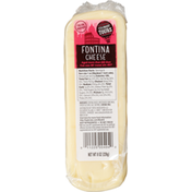Culinary Tours Cheese, Fontina